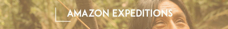 Amazon Rainforest - Expeditions