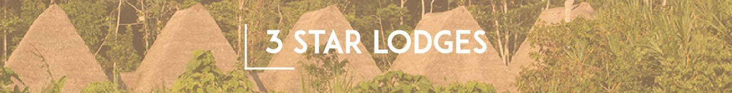 3 Star lodges Amazon Rainforest  - Category
