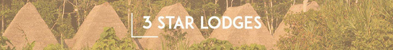3 Star lodges Amazon Rainforest  - Category