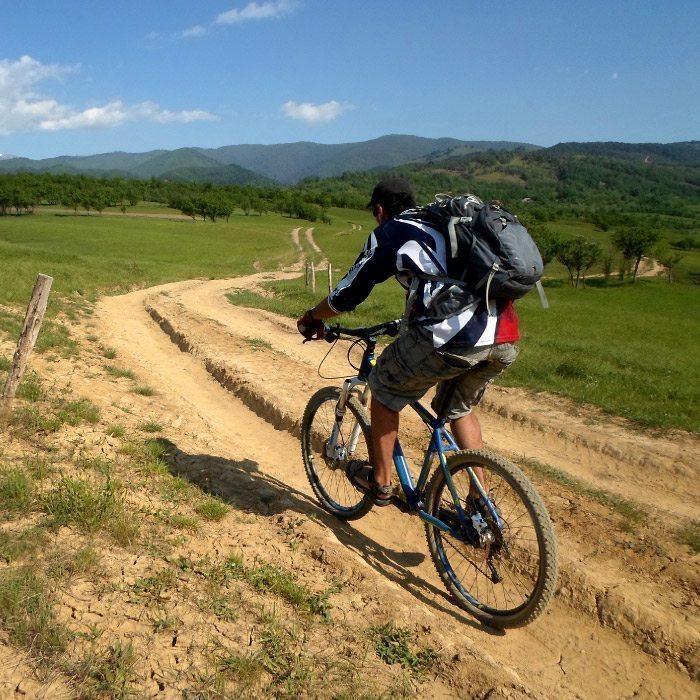 Ecuador biking adventure trip
