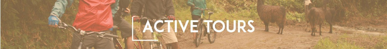 Active Ecuador Tours Category