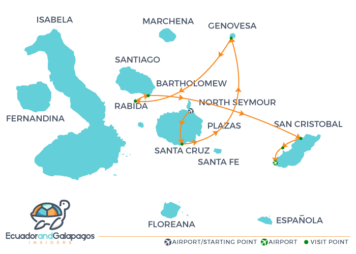Itinerary 5 days - North & East Island