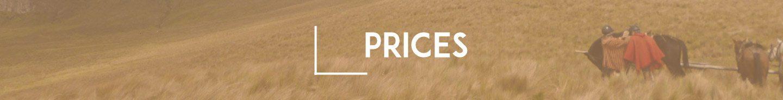 Day Tours Ecuador - Prices