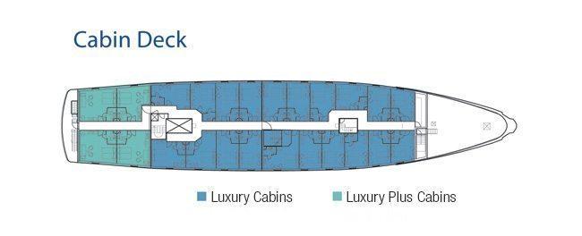 La Pinta Cruise bookings