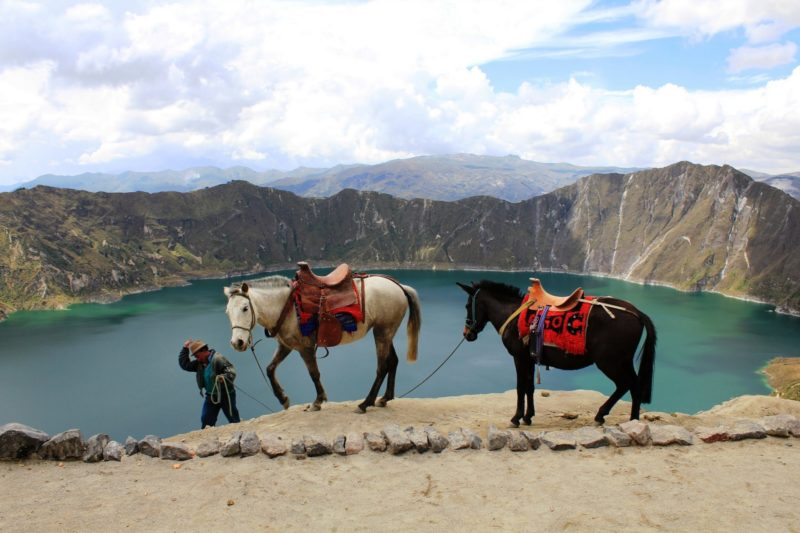 Best places to visit as day tours from Quito