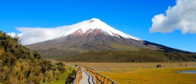 Top Ecuador National Parks