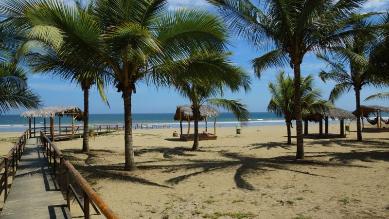 Ecuador Mainland Pacific Coast