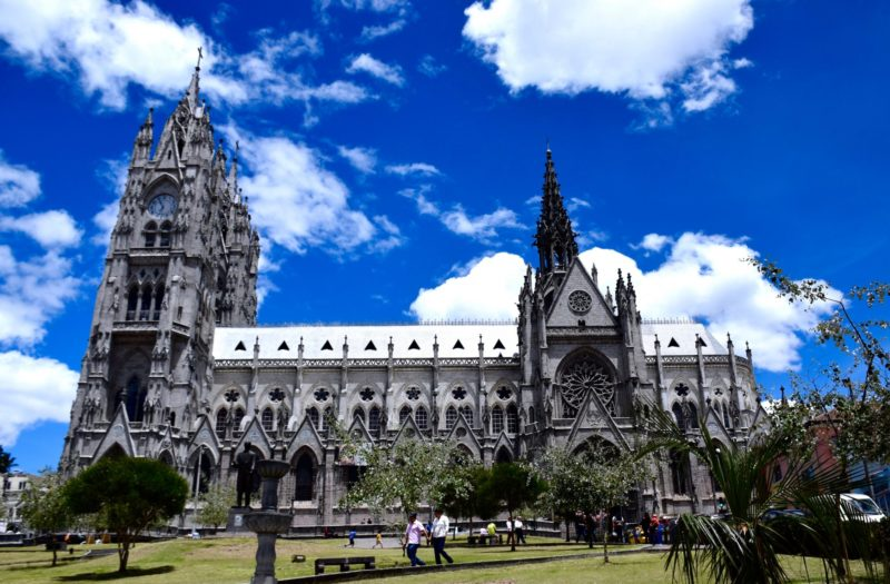 Eight things to do in a day in Quito