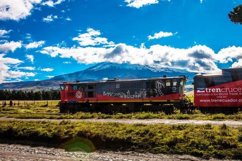 Best train rides in Ecuador