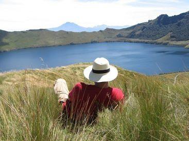 The best of Ecuador Tour, Cuicocha lake