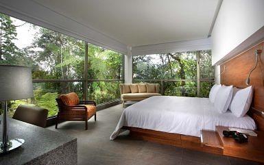 Mashpi Lodge Panoramic Suite - Honeymoon Ecuador