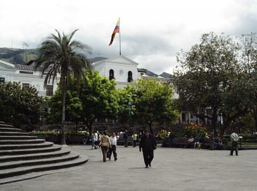 Speaking like the locals - Local Quito slang and more