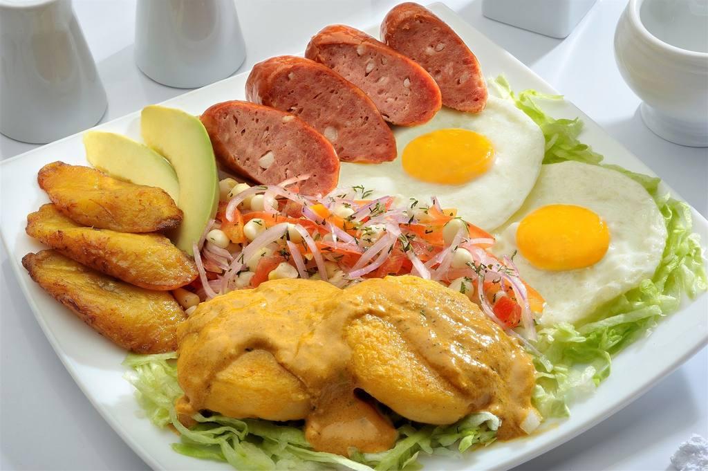 Yapingacho Ecuador traditional meals guide