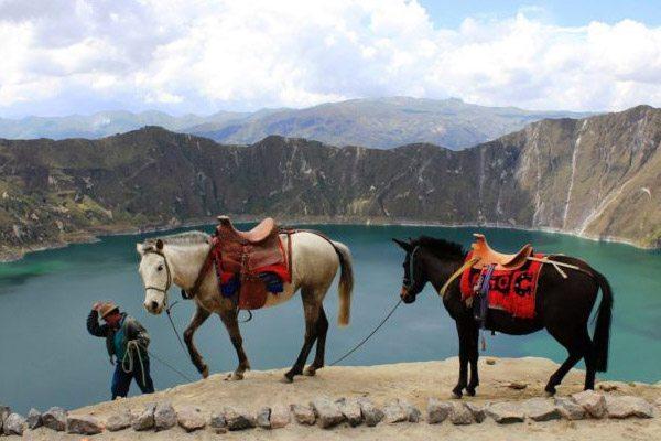 Ecuador Highlands Trips