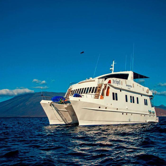 Archipel Galapagos Cruise