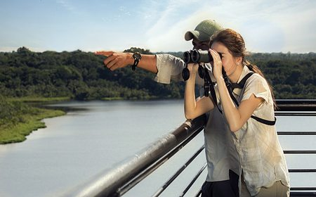 Best Luxury trips to the Amazon Rainforest