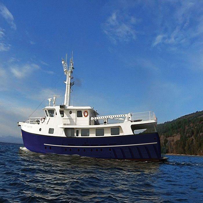 Cachalote Explorer Cruise Trips
