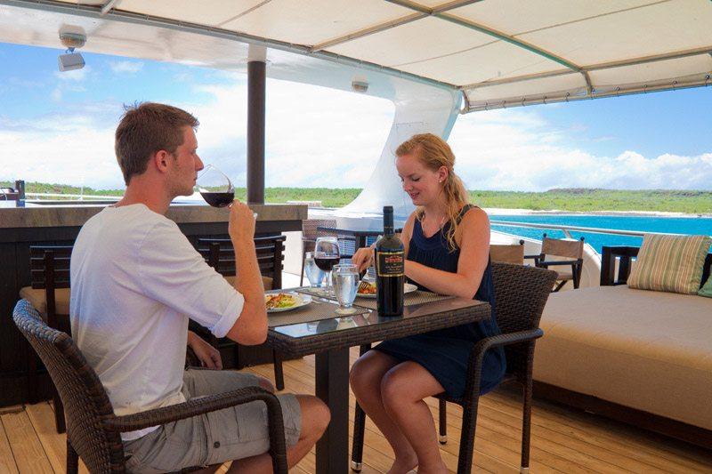 Galapagos cruise activities