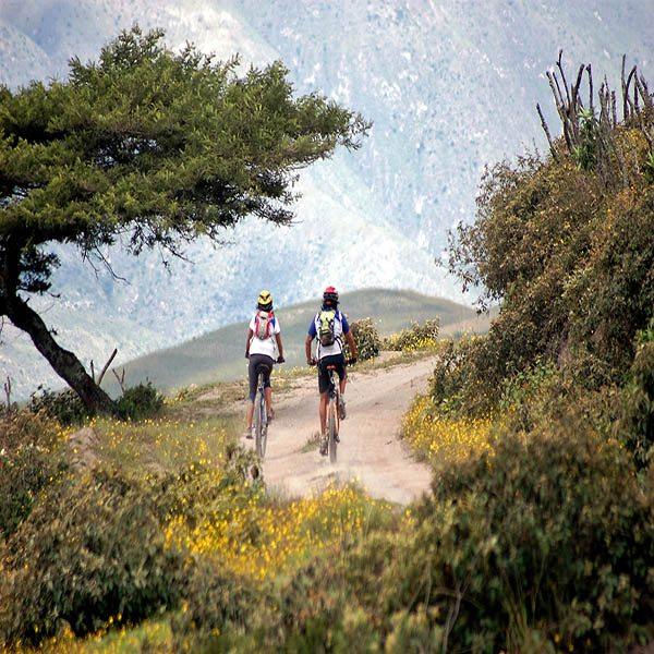 Ecuador biking adventure