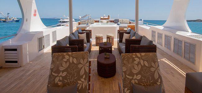 Luxury Galapagos cruise trips