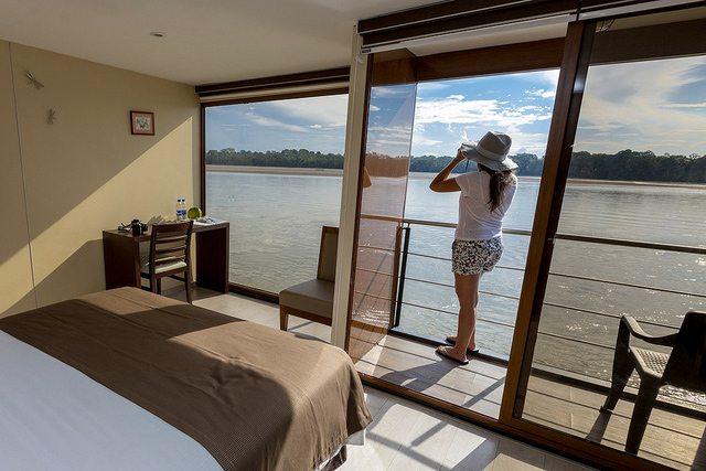 Luxury Lodges in the Amazon Rainforest of Ecuador