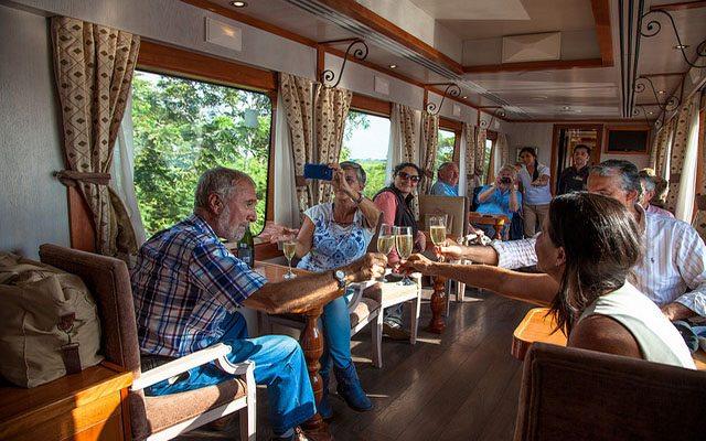 Ecuador luxury train trips