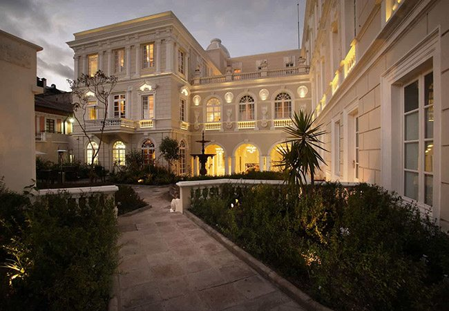 Quito Luxury Old Town Hotel