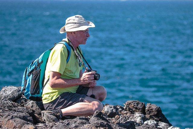 Galapagos islands solo traveler