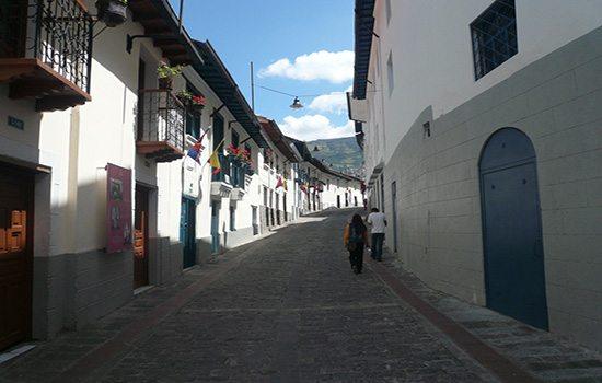 Main sites to visit in Quito