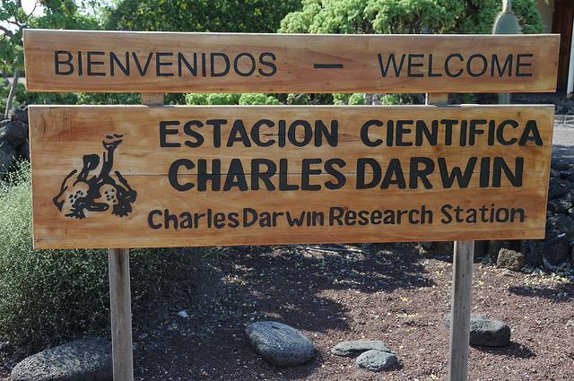 Charles Darwin Station Galapagos