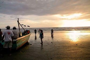 Olon Ecuador Manabi