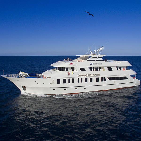 Grand Queen Beatriz Ship Galapagos