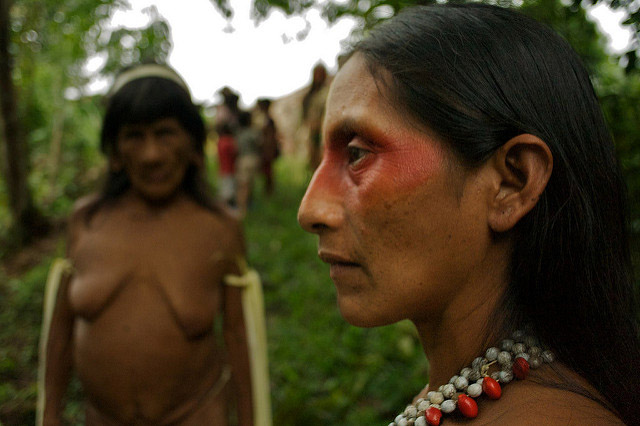 Amazon Rainforest Tribes and people