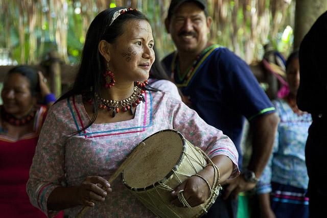Indigenous Communities Amazon Rainforest