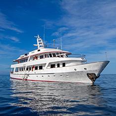 Galapagos Luxury Cruise Ship Charters