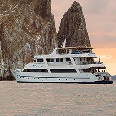 Galapagos Yacht holiday charters