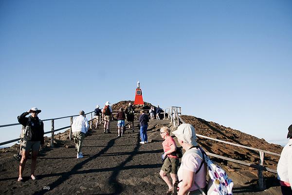 Galapagos bartolome island - Pinnacle Rock