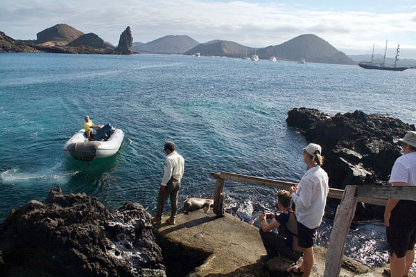 Galapagos Islands in December