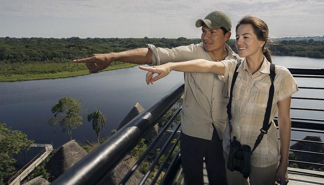 Amazon Basin Lodges Travel Guide