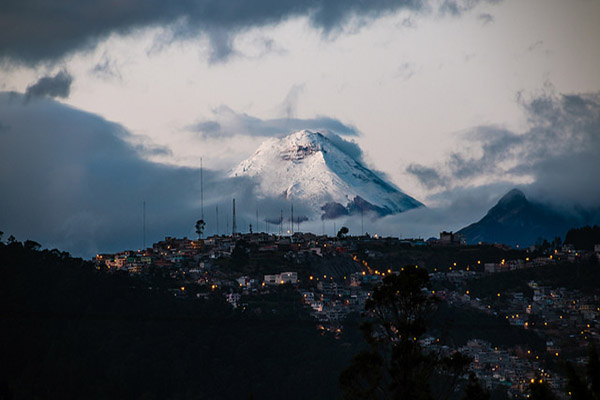 Transportation around Quito