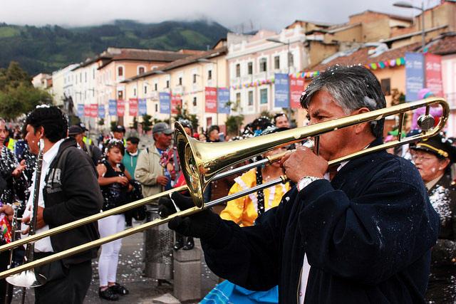 Ecuador Public Holidays 2019