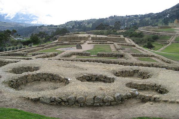 Historical Sites in Ecuador