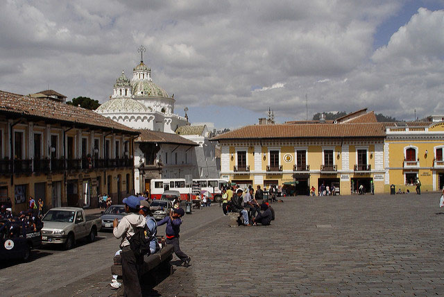 Best time to go to Quito