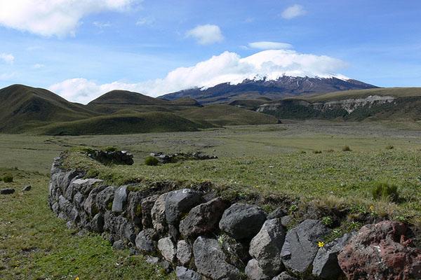 Ruins Sites in Ecuador