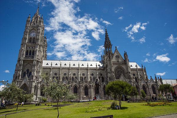 Quito landmarks