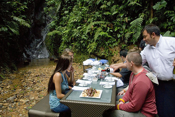 Eco friendly trips in Ecuador