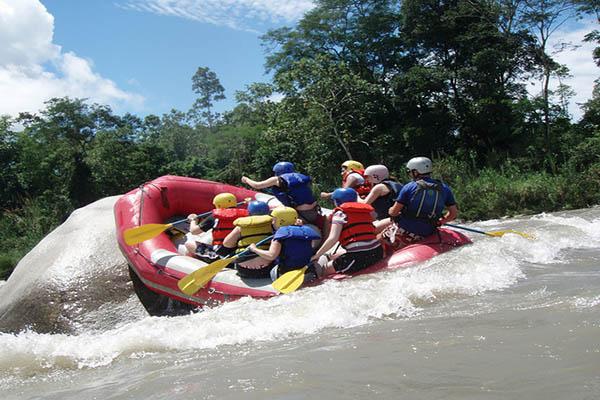 Adventure Sports in Ecuador