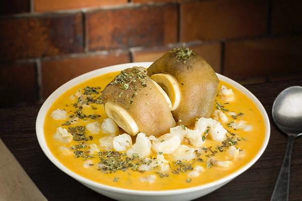 Ecuador Highlands Food