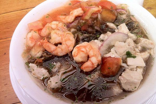 Ecuador Coast Gastronomy