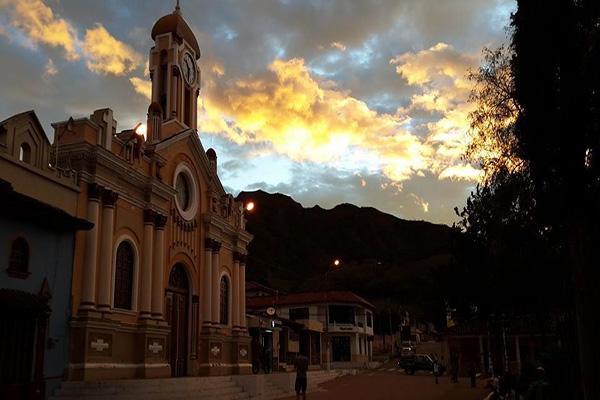 Accommodation in Vilcabamba